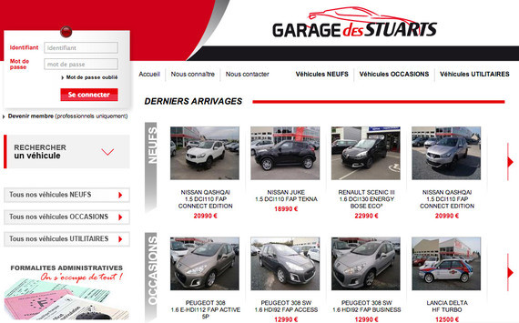 garage des stuarts about stuarts garages dublin concessionnaire automobile aubigny sur nere. Black Bedroom Furniture Sets. Home Design Ideas